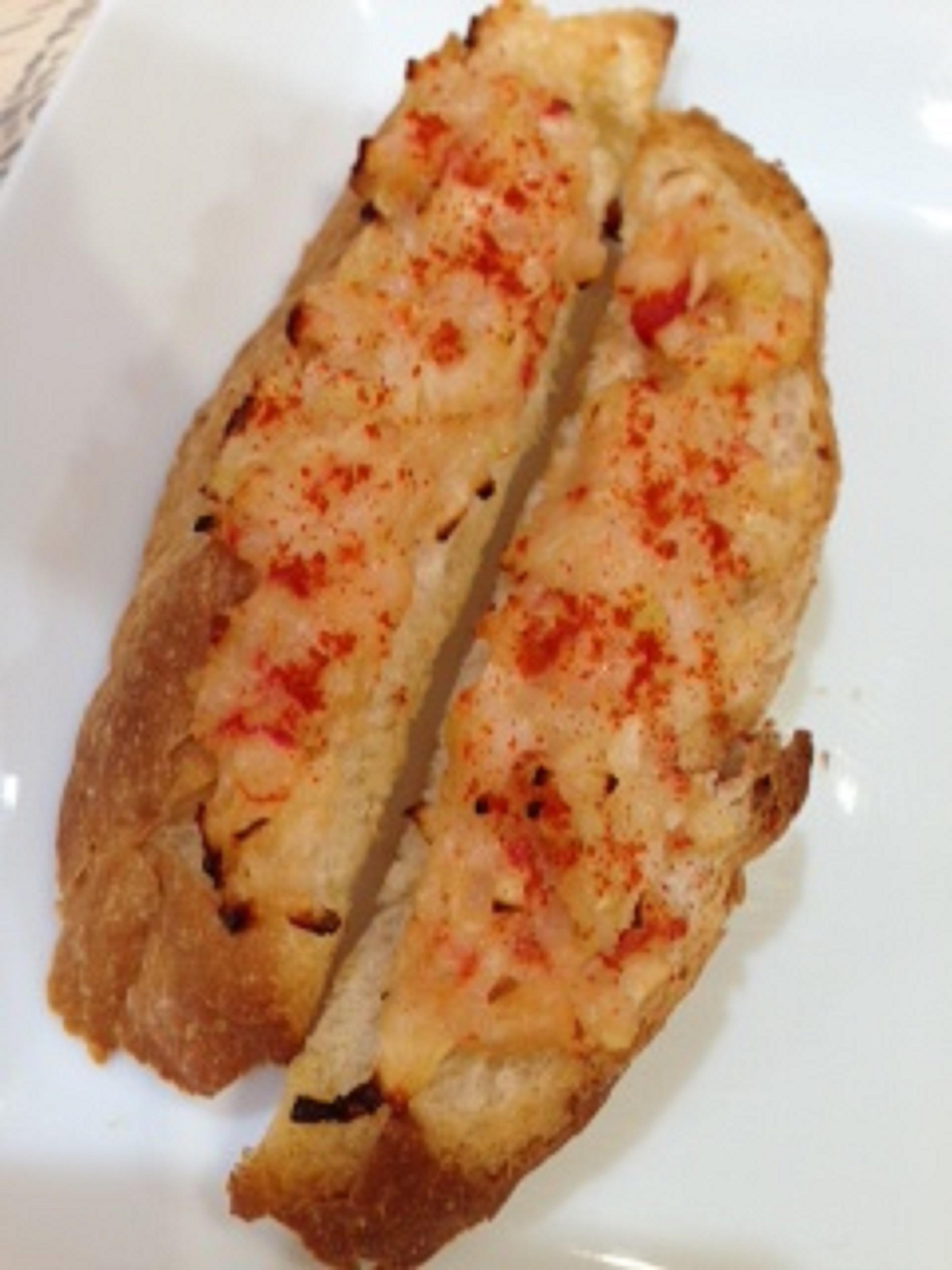 海老パン1