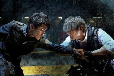 『亜人』 亜人同士の闘い。永井(佐藤健)と佐藤(綾野剛)のふたりの決着は?