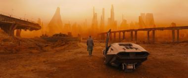 『ブレードランナー2049』 撮影はロジャー・ディーキンス。