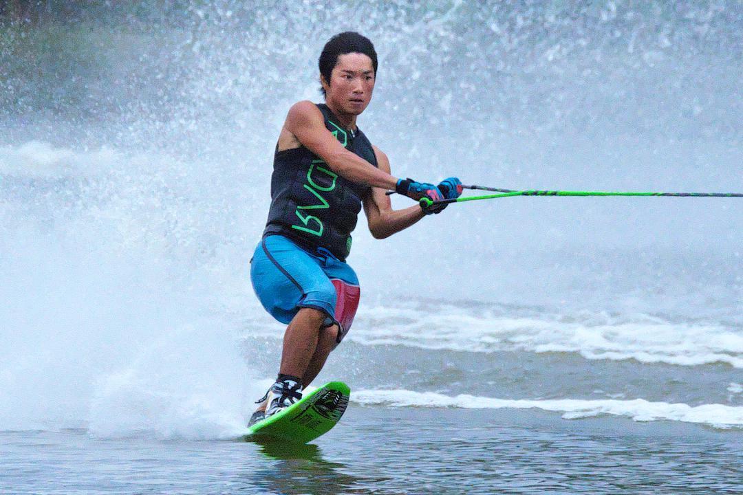 布野遼太OB(明)2017JCCW W's Slalom Trial