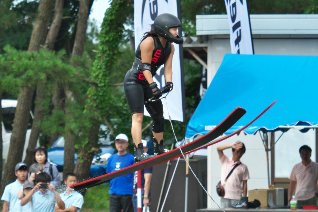 木村安里OG(立)2017JCCW W's Jump Trial