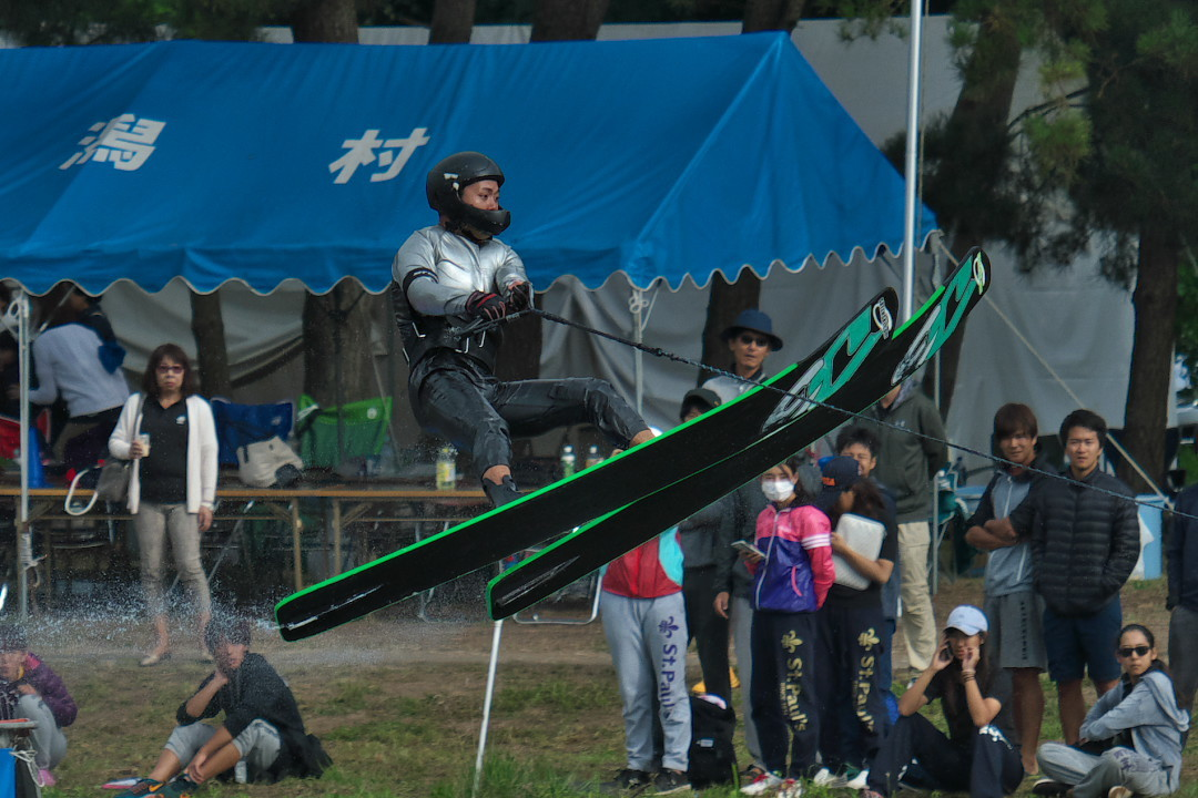 三木寛之選手(慶3)2017JCCW M's Jump