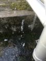 10棟目井戸水噴出