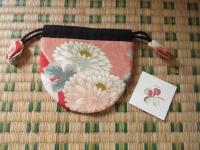 可愛い和柄の袋