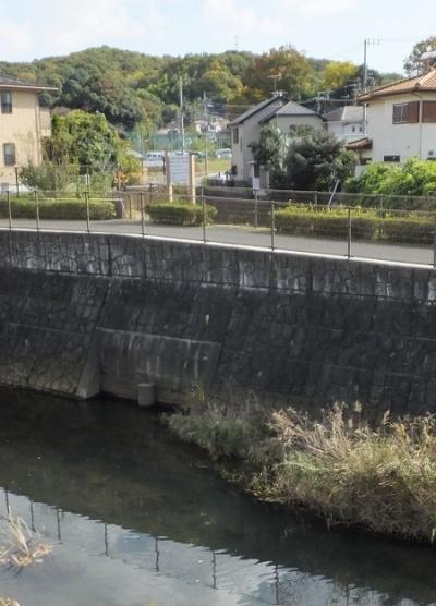 旧鶴見川・鶴見橋下流取入れ口