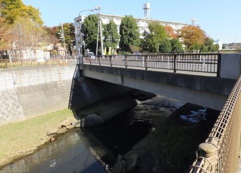鶴見川の新鎧橋