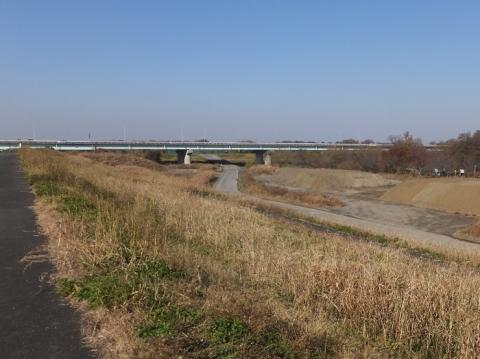荒川第一調節池・囲繞堤