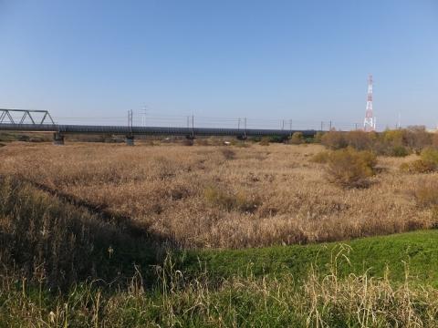 荒川第一調節池