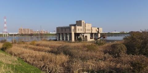 荒川貯水池機場
