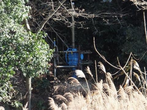 丸山耕地水利組合取水施設