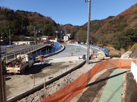 県道54号線馬渡橋架け替え工事