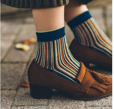 秋冬靴下01