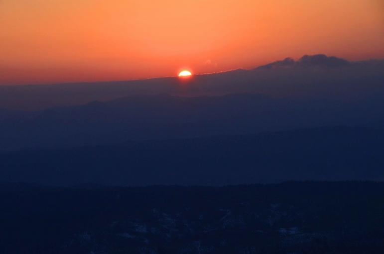 ハイランド小清水725-   夜明け