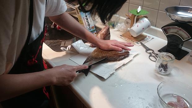 ハタ料理 (1)