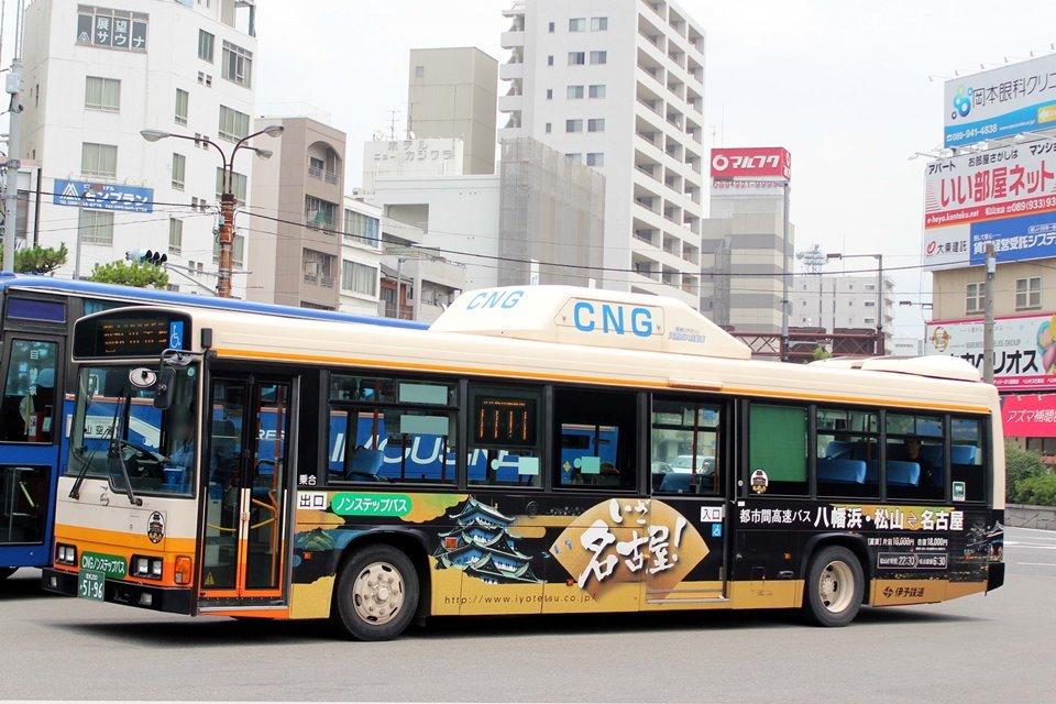 伊予鉄道 か5196