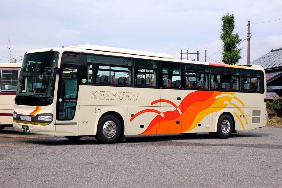 京福バス か266