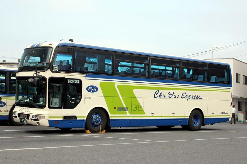 中国バス F0738