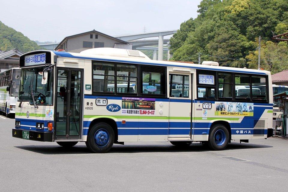 中国バス H9505
