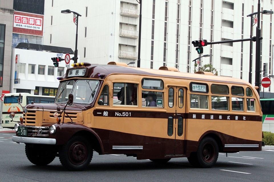 鞆鉄道 501