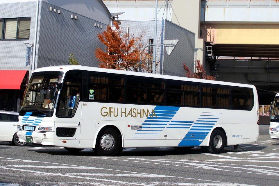 岐阜羽島バス か230