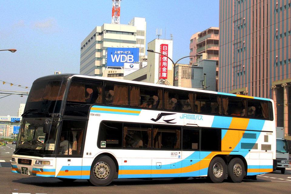 JR四国バス 694-4950