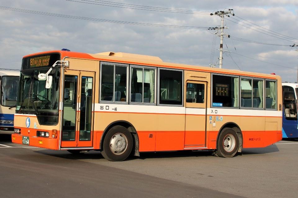 神姫ゾーンバス か1164