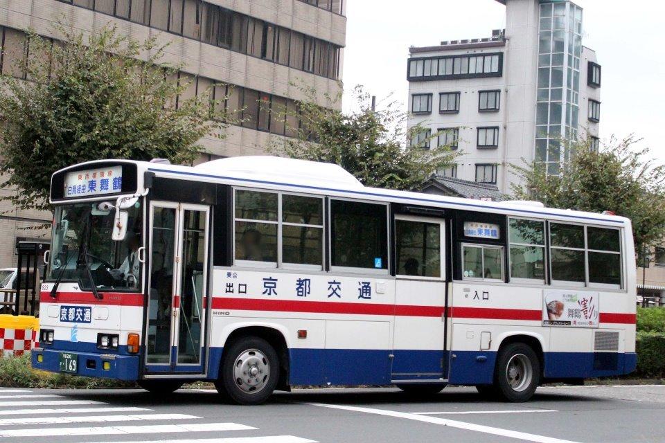 京都交通 823