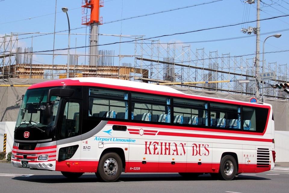 京阪バス H-3209