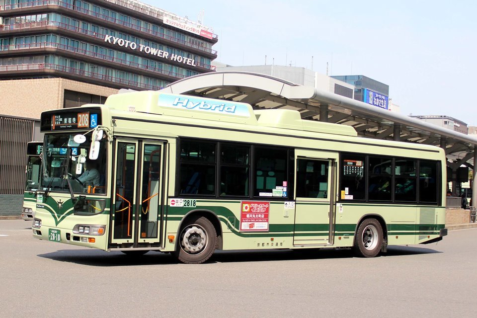京都市交通局 か2818