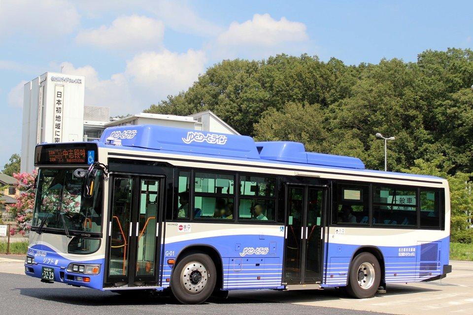 名古屋ガイドウェイバス G-01
