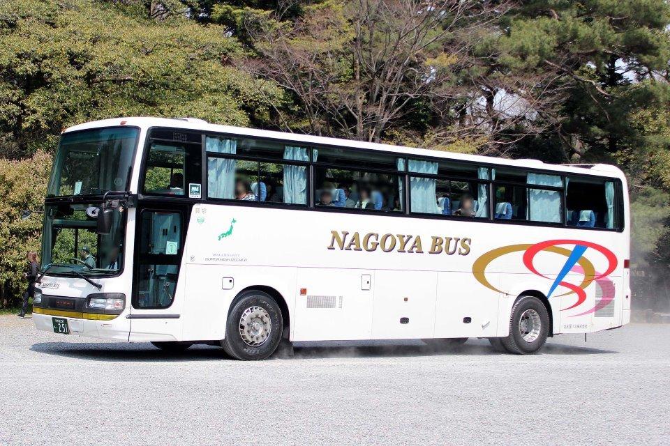 名古屋バス あ251