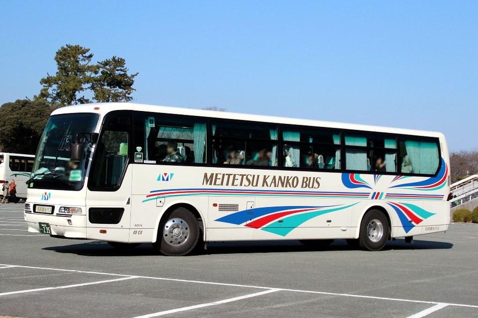 名鉄観光バス 50514