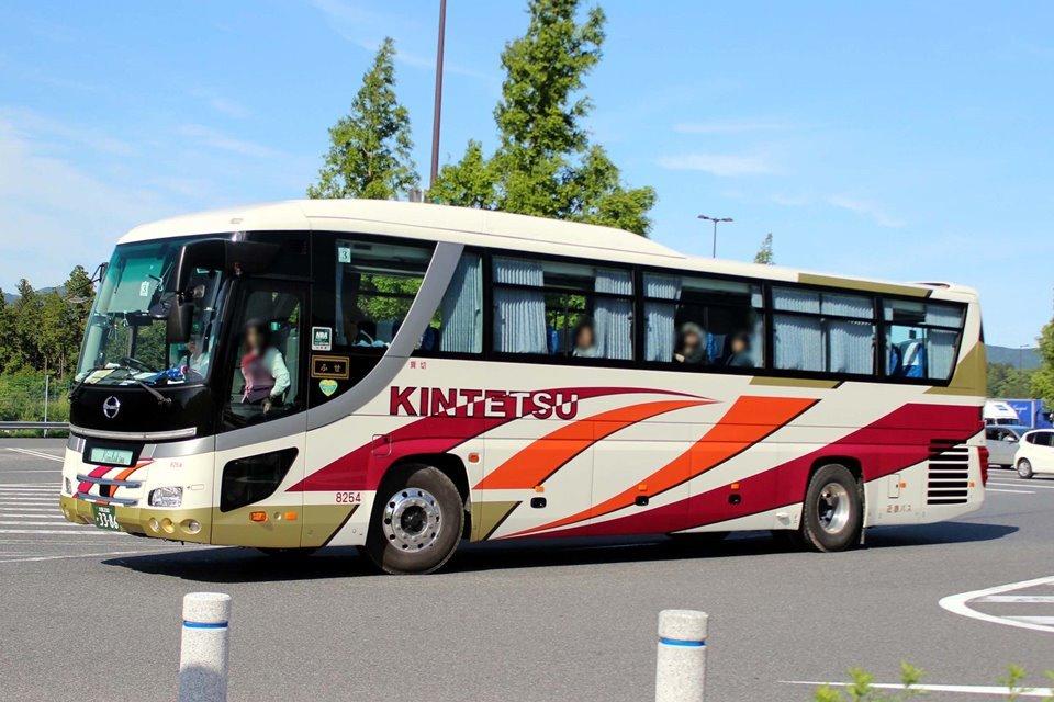 近鉄バス 8254