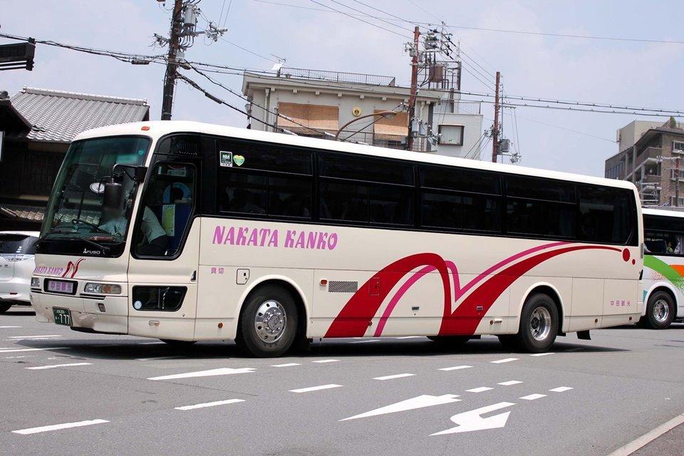 中田観光 あ777