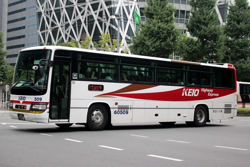 京王バス東 60509