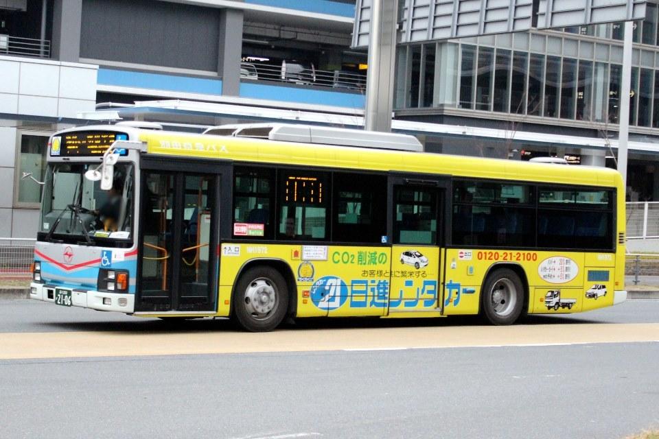 羽田急行バス NH1972