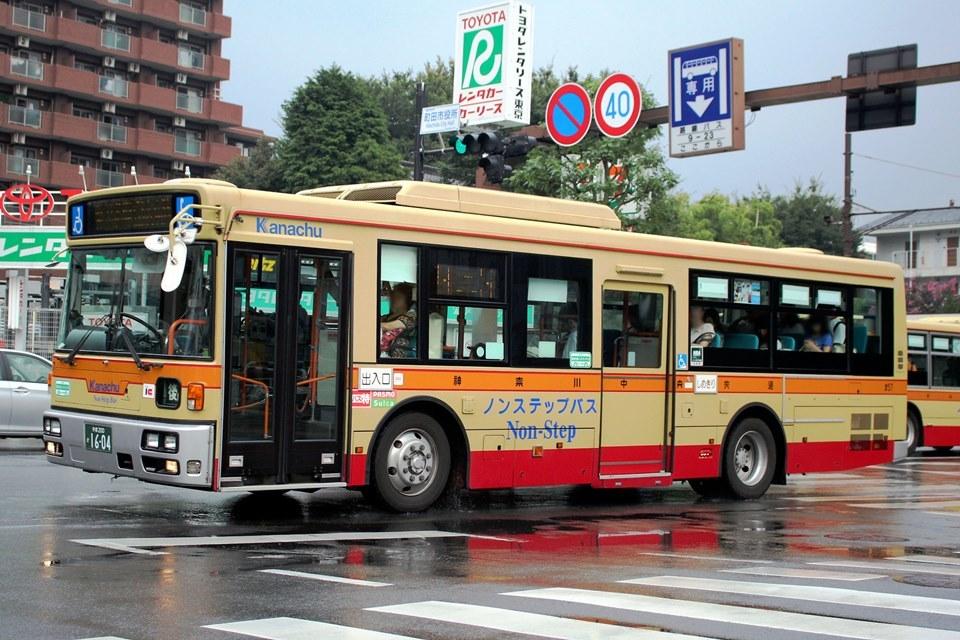 神奈川中央交通 ま57