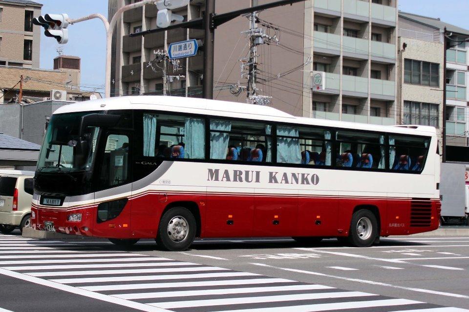 丸井観光バス あ1216