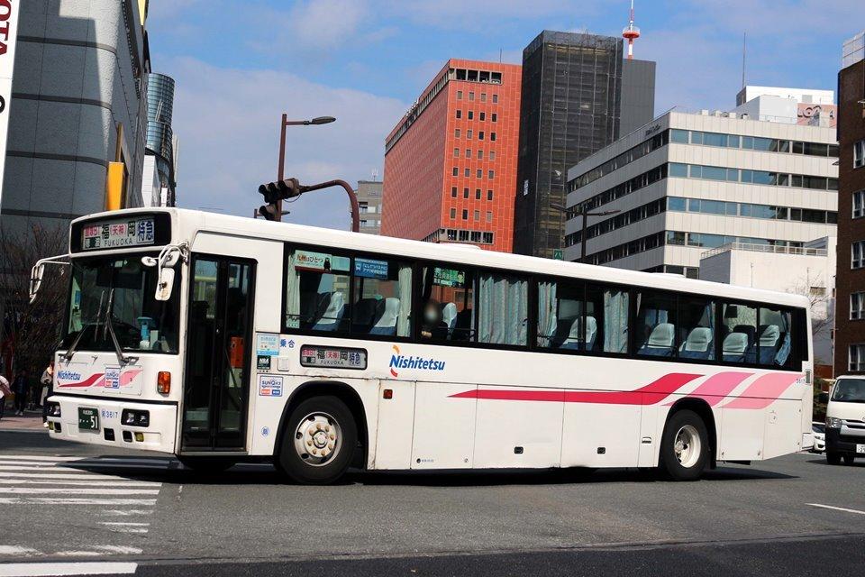 西日本鉄道 3617