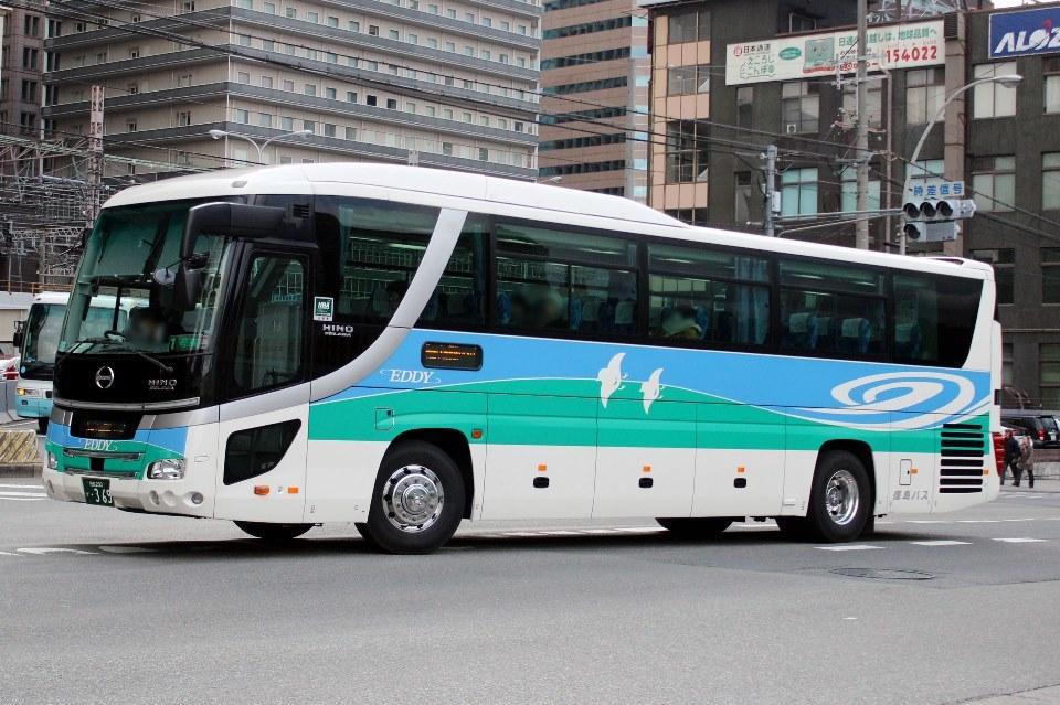徳島バス か369