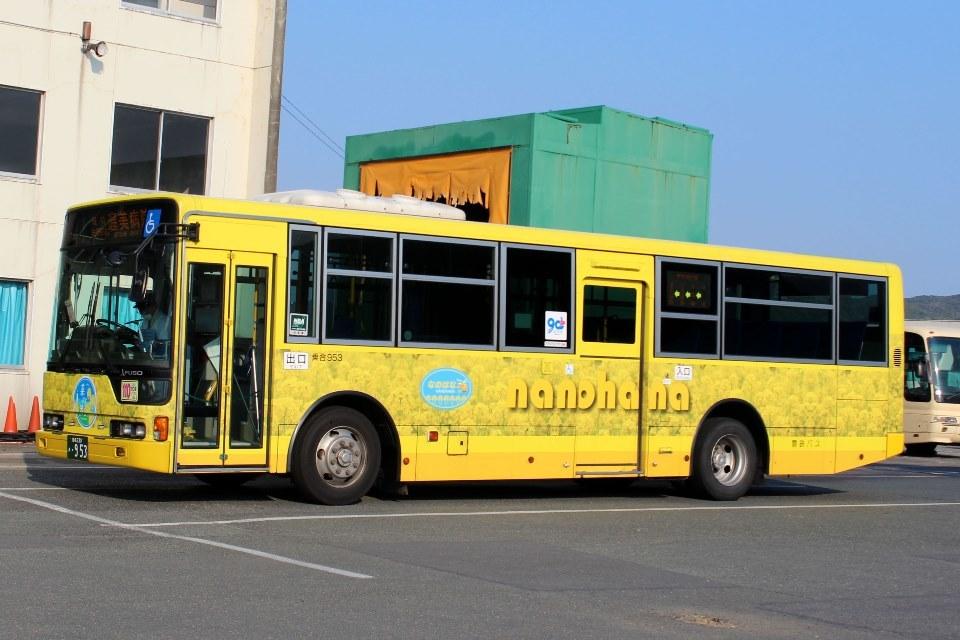 豊鉄バス 953