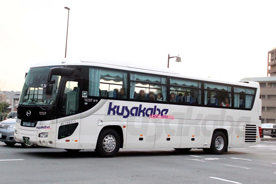 日下部観光バス う313