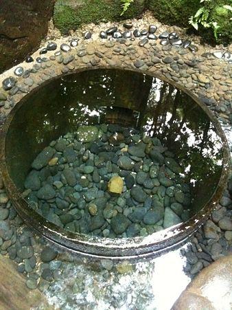 フリー写真 清正の井戸