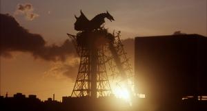 ガメラ:大怪獣空中決戦 ゴールデンショット!