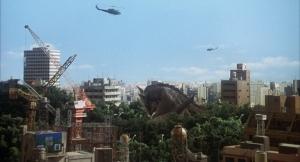 ガメラ:大怪獣空中決戦 ロングショット