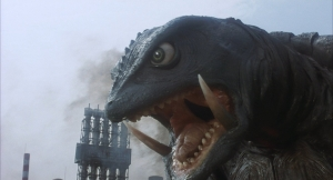 ガメラ:大怪獣空中決戦 ガメラUP