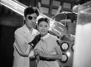 芹沢博士とオキシジェン・デストロイヤーを知るただ一人の人物