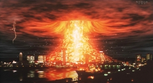 023714 ゴジラ核爆発の危機