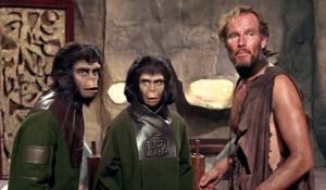 猿の惑星 猿とテイラー