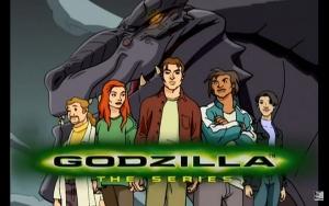 アニメ版Godzilla続編1
